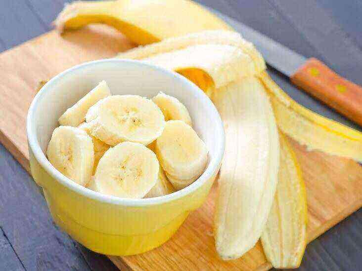 Banana benefits and harms