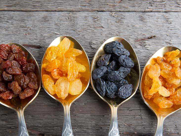 Types of dried fruits and their benefits, benefits and harms